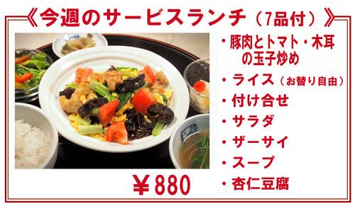 サービス 豚肉とトマト・木耳 付け合せ.jpg
